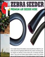 Zebra SeederAir Seeder Hose