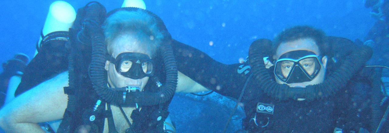 Diving Rebreather
