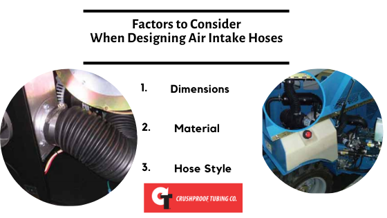 Flexible Intake Hose